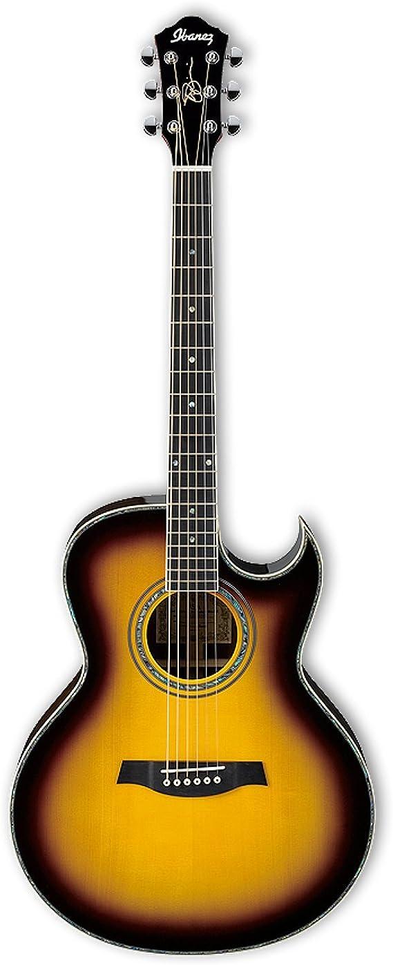 Ibanez JSA20 - Vb guitarra acústica electrificada: Amazon.es ...