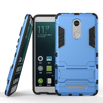 c8d08148c30 BCIT XiaoMi RedMi Note 3 Funda - Alta Calidad Escabroso Durable Estuche  Protector TPU/PC Carcasa Case para XiaoMi RedMi Note 3 - Azul: Amazon.es:  Hogar