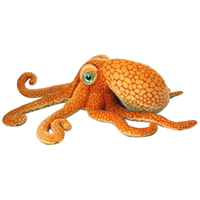 "WISHPETS 28.5"" Octopus Plush Toy: Toys & Games"