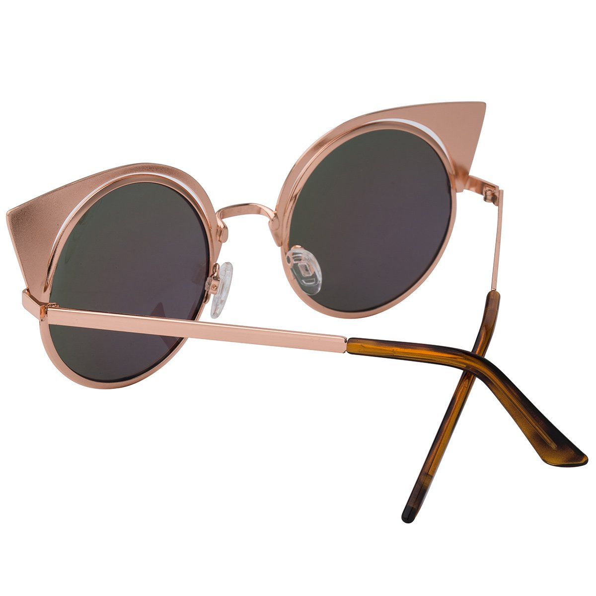 Vivienfang - Gafas de sol - para hombre morado: Amazon.es ...