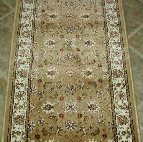 101246 - Rug Depot Traditional Oriental Hall Runner Remnant - 26