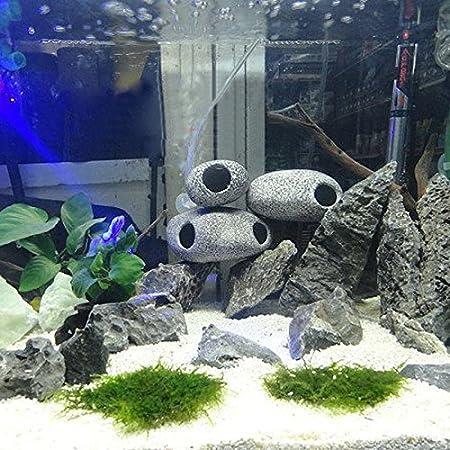 Espeedy Acuario accesorios acuario ornamento decoración pecera ...