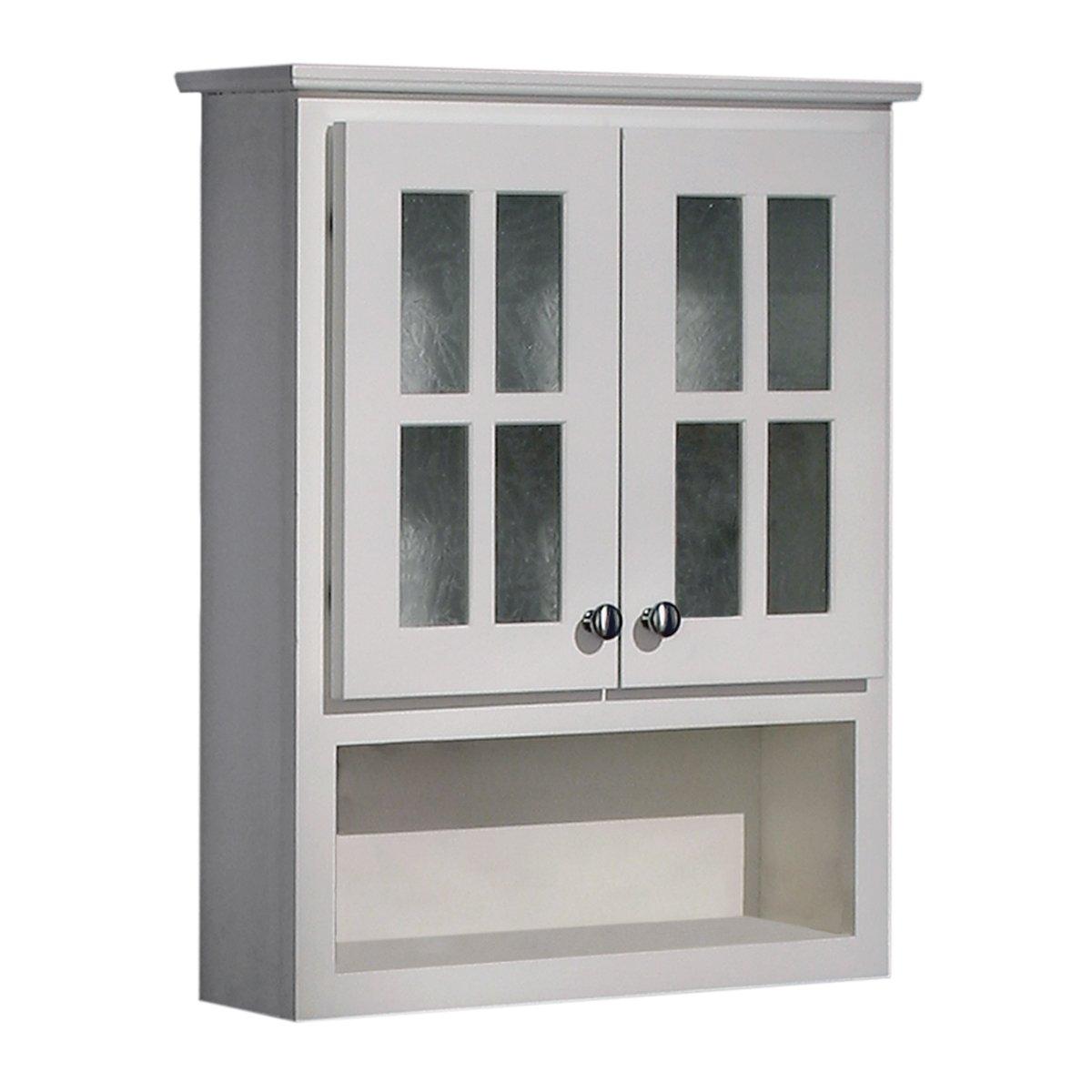 Cabinet kitchen furniture maple china bathroom cabinet cabinet - Amazon Com Coastal Collection Coj 249 Cape Cod Series Maple With White Finish Mullion Overjohn Cabinet