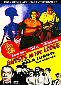 Ghosts on the Loose [Import]