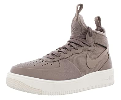 492ebce4f4 Nike W Air Force 1 Ultraforce Mid, Chaussures de Gymnastique Femme ...