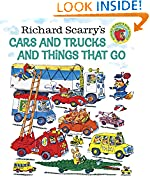 #3: Richard Scarry's Cars and Trucks and Things That Go