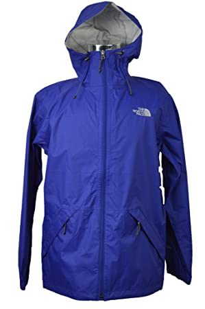 1e9219cb9 The North Face Bakossi Mens Hyvent 2.5L Rain Jacket Small Bolt Blue ...