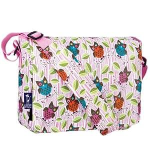 Wildkin Owls 13 Inch x 10 Inch Messenger Bag