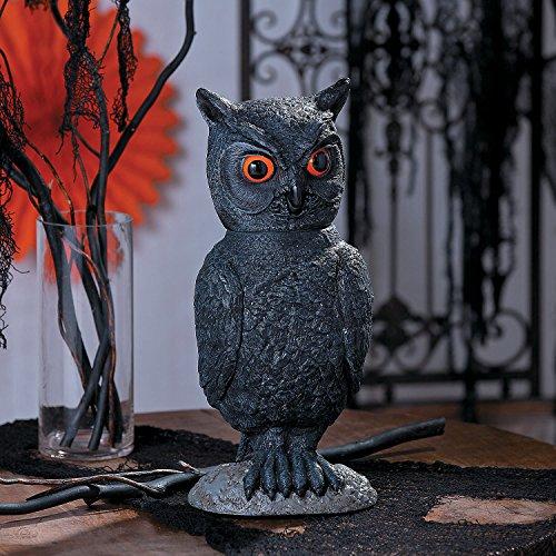 Animated Owl Halloween (Halloween Animated Owl)
