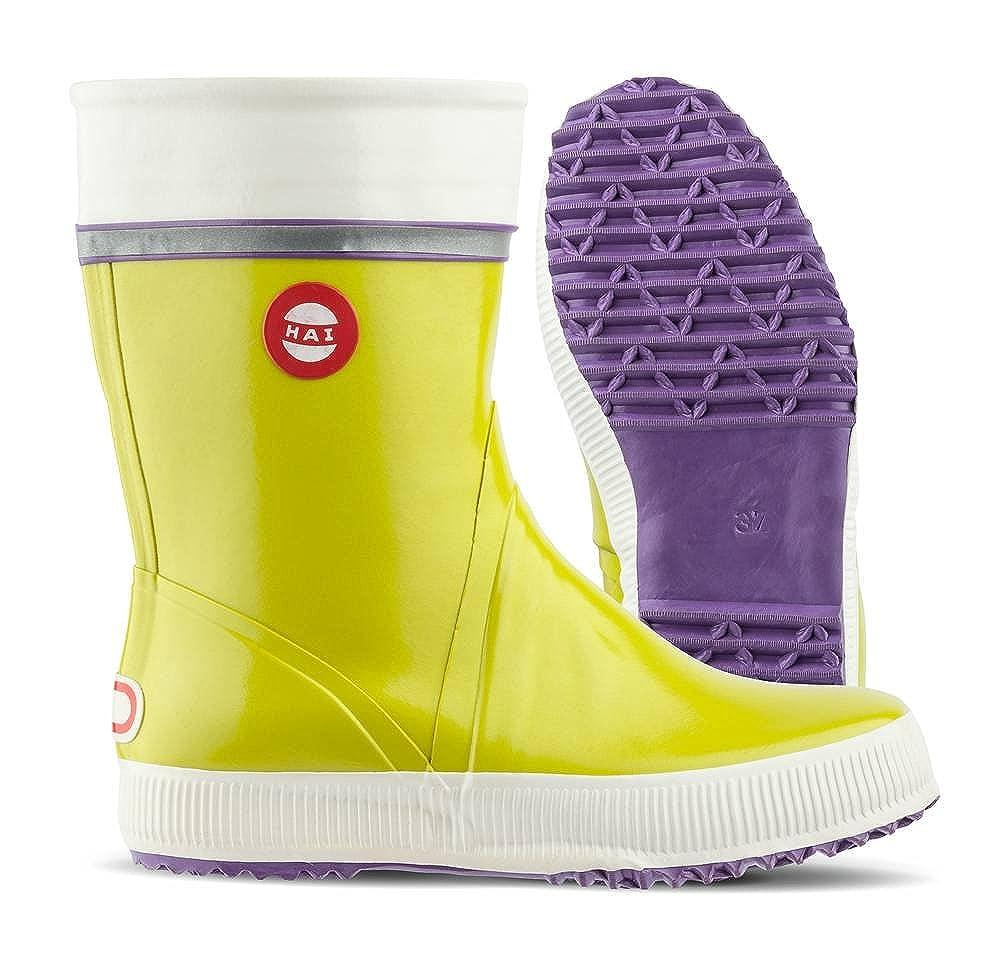 Nokian (Originals) Footwear - Gummistiefel -Hai- (Originals) Nokian Lime Tricolour 4b5e84