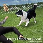 Drop Dead on Recall: Animals in Focus Mysteries, Book 1 | Sheila Webster Boneham