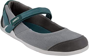 364680ccb400 Xero Shoes Cassie - Women s Mary-Jane Style Casual Canvas Barefoot-Inspired  Minimalist Lightweight