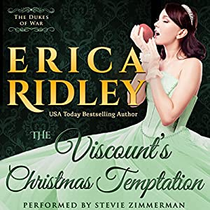 The Viscount's Christmas Temptation Hörbuch