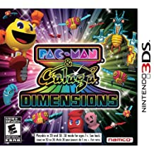 Pac-Man and Galaga Dimensions - Nintendo DS Standard Edition