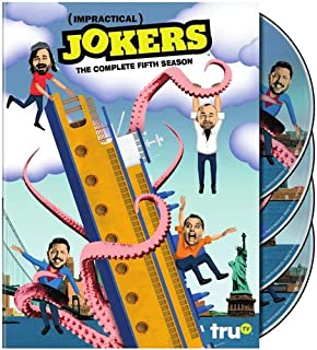 Impractical Jokers Comic Book