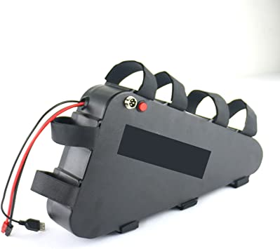 Batería para Bicicleta eléctrica de 36 V, 20 Ah, 720 WH, batería de ...