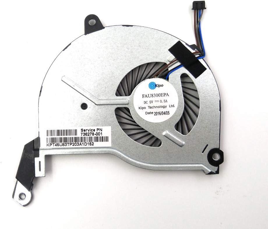 Original New CPU Fan for HP Pavilion 15-P 15-P030nr  Laptop