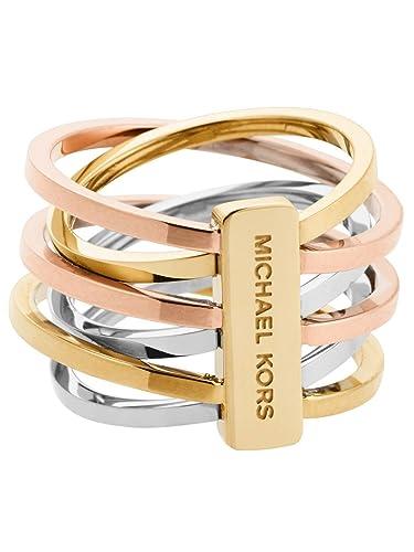 Michael Kors Women S Ring Mkj4421998 Amazon Co Uk Jewellery