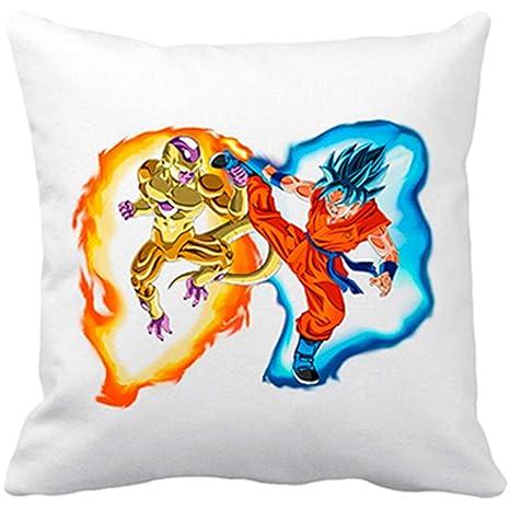 Diver Bebé Cojín con Relleno Dragon Ball Super Freezer Gold ...