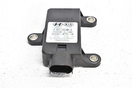 Yaw Rate Sensor >> Amazon Com Genuine Hyundai 95690 3j100 Yaw Rate Sensor