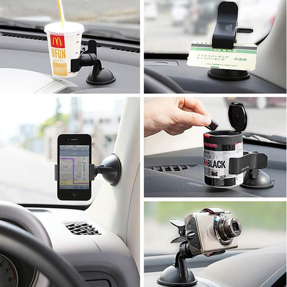Universale cruscotto supporto cellulare con forte ventosa per Apple iPhone 7/6S Plus 6/e altri cellulari e GPS