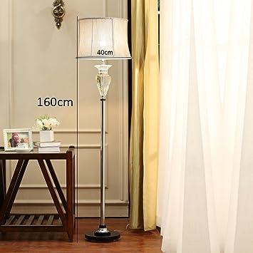 CLLCR Lámpara de pie para el hogar, Lectura de pie de pie ...