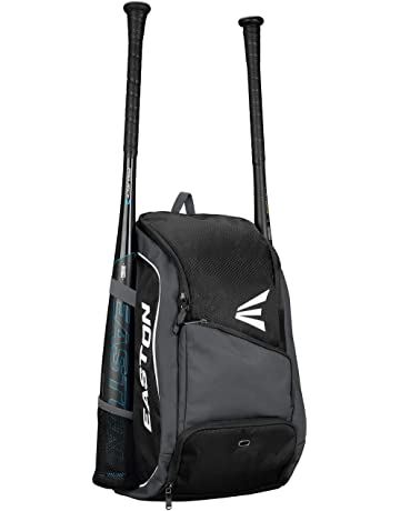 0cbe889e61a55 EASTON GAME READY Bat & Equipment Backpack Bag | Baseball Softball | 2019 |  2 Bat