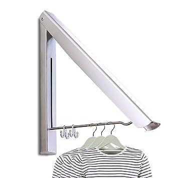 PUNICOK Kleiderhaken Klappbarer Wand Garderobenhaken Wandhaken Silber Fr Wohnzimmer Bad
