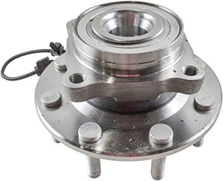 Amazon Com Front Wheel Bearing Hub Assembly For Chevy Silverado