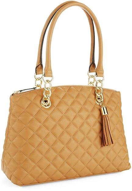 Calvin Klein - Bolso estilo cartera para mujer Marrón marrón claro talla única: Amazon.es: Ropa y accesorios