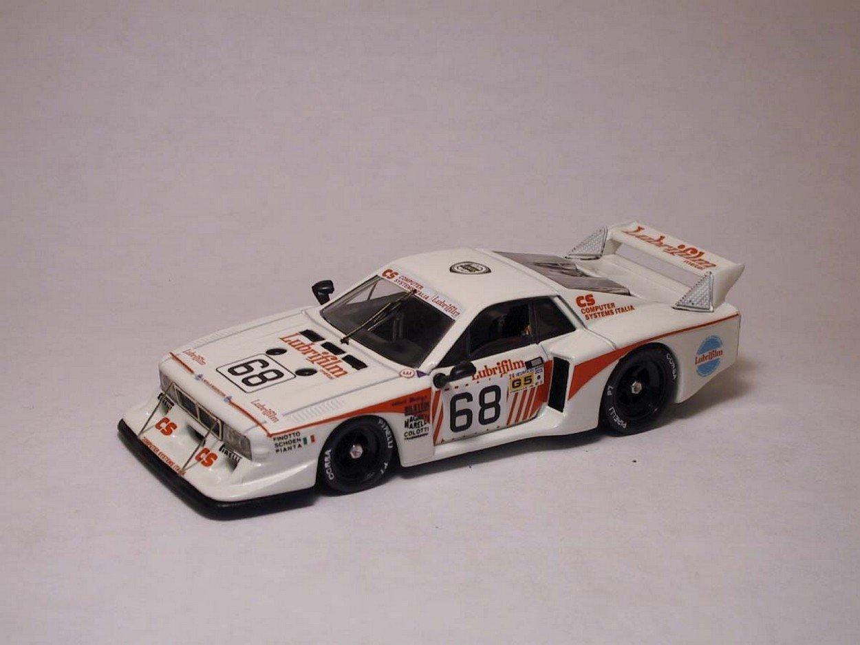 BEST MODEL BT9217 LANCIA BETA MONTECARLO N.68 14th LM 1981 DIE CAST 1 43 MODEL
