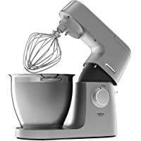 Kenwood Chef XL Elite, Stand Mixer 6.7L, Kitchen Machine, KVL6300S, Silver