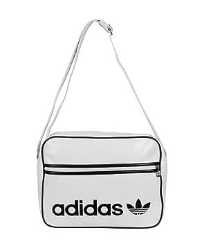 cddd1354c8ca Adidas Adicolor Airline V87862 Bag white black onesize  Amazon.co.uk ...