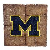 Team Sports America University Of Michigan Garden Paver Team Logo Decorative Stepping Stone