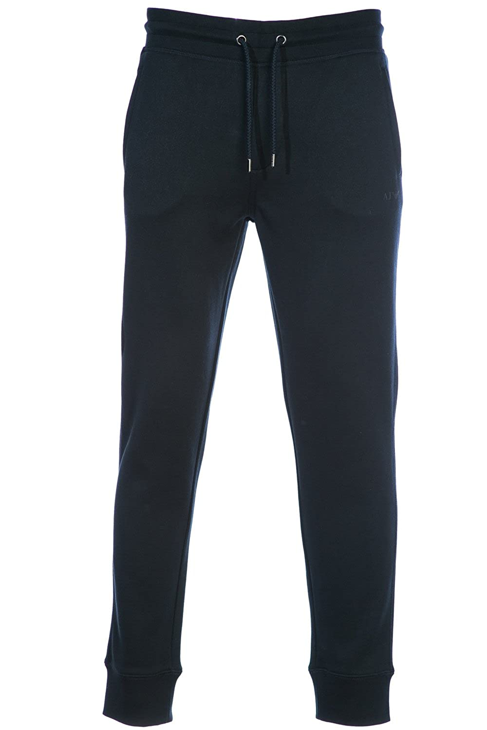 Armani Jeans Basic Sweatpant in Navy