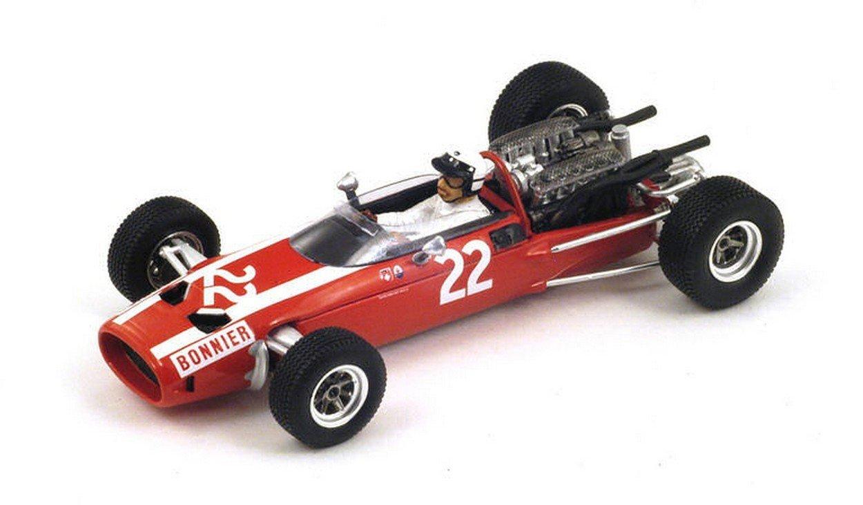 Cooper T81 No.22 6th Mexican GP 1966 (Jo Bonnier)