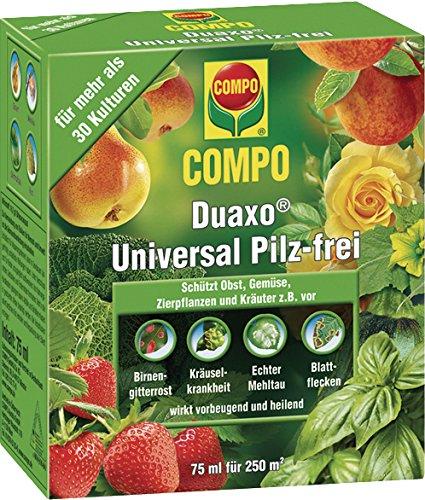 "Compo Universal Pilzfrei ""Duaxo®"" 17784 COMPO DUAXO UNI PILZFR75 ML 17784-587642"