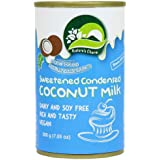 Nature's Charm Sweetened Condensed Coconut Milk 7.05oz Pack of 12