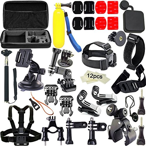 Soft Digits Accessory Kit for GoPro Hero 5 4 3 ...
