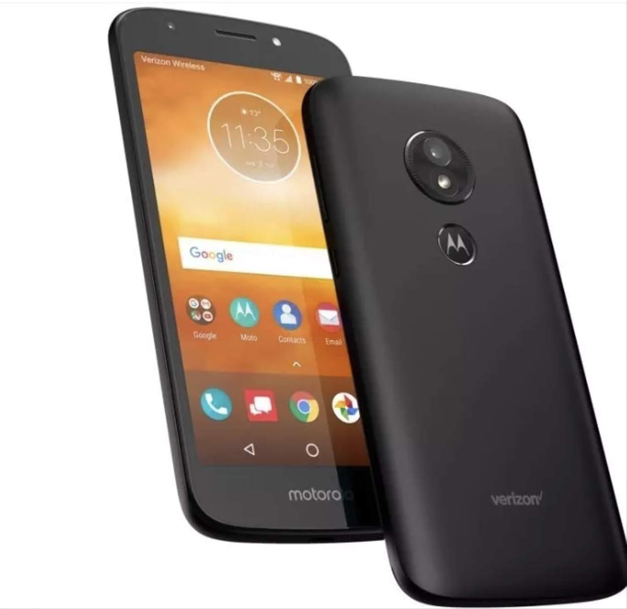 Motorola Moto E5 Play Smartphone 16GB Verizon Wireless Prepaid - Carrier Locked to Verizon Prepaid