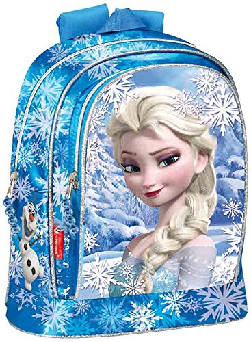 Montichelvo 51381 - Mochila Adaptable Frozen Heart: Amazon.es: Ropa y accesorios