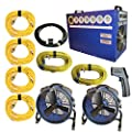 Bed Bug Heater System, Kills and Gets Rid of All Bed Bugs in a Home, 240/40 Amp, BK-20