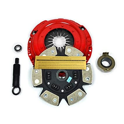 Amazon.com: EFT STAGE 3 CLUTCH KIT 6/87-89 CHRYSLER CONQUEST MITSUBISHI STARION 2.6L TURBO: Automotive