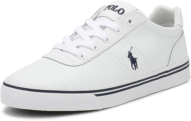 Zapatillas Polo Ralph Lauren Hanford blanco: Amazon.es: Zapatos ...