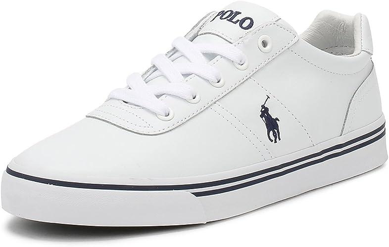 Zapatillas Polo Ralph Lauren Hanford blanco: Amazon.es: Zapatos y ...