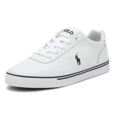 Zapatillas Polo Ralph Lauren Hanford blanco: Amazon.es: Zapatos y ...