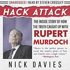 Hack Attack Audiobook