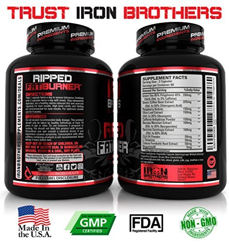 Review Thermogenic Fat Burners For