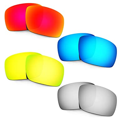 HKUCO Plus Mens Replacement Lenses For Oakley Triggerman - 5 pair sdYepTI6O