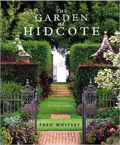 The Garden at Hidcote | amazon.com